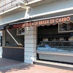 Отель Residencial Super Stop Palafrugell гостиничный бар
