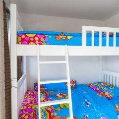 Отель Novotel Phuket Resort 4* Стандартный семейный номер с двуспальной кроватью фото 5