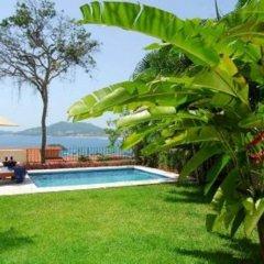 Отель Casa Feliz 3 бассейн