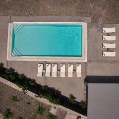 Отель Akrotiri Private Residence Греция, Остров Санторини - отзывы, цены и фото номеров - забронировать отель Akrotiri Private Residence онлайн бассейн фото 2
