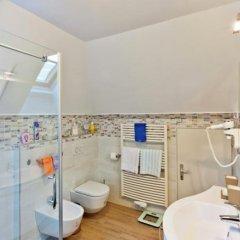 Отель Villa Sabine Меран ванная