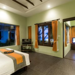 Отель Baan Chaweng Beach Resort & Spa 3* Люкс с видом на пляж с различными типами кроватей фото 4
