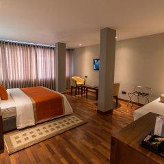 Отель Swiss Residence 4* Улучшенный номер