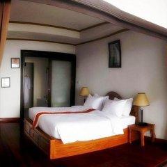 Отель Lipa Bay Resort 3* Улучшенный номер с различными типами кроватей фото 5