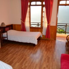 Отель Cat Cat View 3* Улучшенный номер с различными типами кроватей фото 15