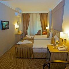 Laleli Emin Hotel 3* Стандартный номер с двуспальной кроватью фото 5