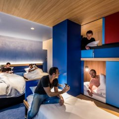 Отель Hôtel Yooma Urban Lodge спа