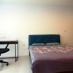 Отель Diamond Suite 2BR Apt in Thappraya Паттайя сейф в номере