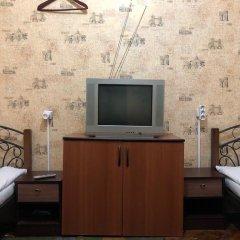 Гостиница Hostels Paveletskaya Стандартный номер с разными типами кроватей фото 15