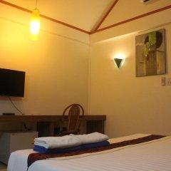 Отель Golden Bay Cottage 3* Бунгало Делюкс с различными типами кроватей фото 12
