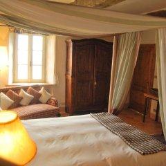 Отель Il Castello di Tassara Стандартный номер фото 4