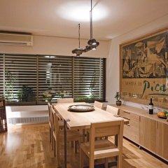 Отель Hidesign Luxury Tube Apt in Kolonaki в номере