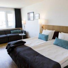 Отель Scandic Europa 4* Стандартный номер с различными типами кроватей фото 2