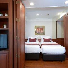 Отель Centre Point Sukhumvit 10 4* Номер Делюкс с различными типами кроватей фото 2