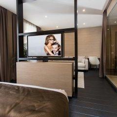 Отель Dominic & Smart Luxury Suites Republic Square 4* Представительский люкс с различными типами кроватей фото 9