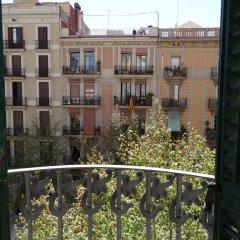 Отель Hostal Balkonis балкон