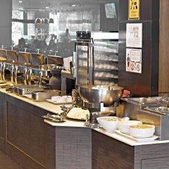 Отель Bangkok City Hotel Таиланд, Бангкок - 1 отзыв об отеле, цены и фото номеров - забронировать отель Bangkok City Hotel онлайн питание фото 3