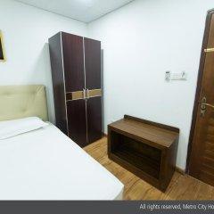 Metro City Hotel 3* Номер Делюкс с различными типами кроватей фото 9