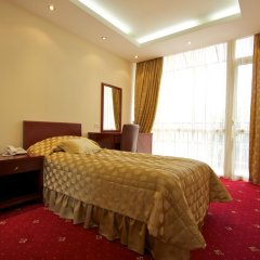 Бест Вестерн Агверан Отель 4* Стандартный номер разные типы кроватей фото 6