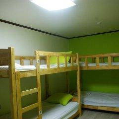 Отель Gonggan Guesthouse 2* Стандартный номер с различными типами кроватей (общая ванная комната) фото 6