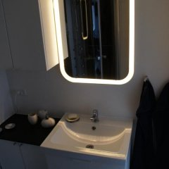Отель Aarhus bugtens Perle Дания, Орхус - отзывы, цены и фото номеров - забронировать отель Aarhus bugtens Perle онлайн ванная