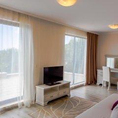 White Rock Castle Suite Hotel 4* Стандартный номер двуспальная кровать фото 6