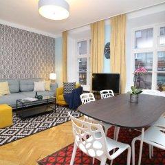 Отель Tallinn City Apartments Town Hall Square Эстония, Таллин - отзывы, цены и фото номеров - забронировать отель Tallinn City Apartments Town Hall Square онлайн комната для гостей фото 5