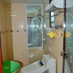 Minh Trang Hotel Стандартный номер с различными типами кроватей фото 11