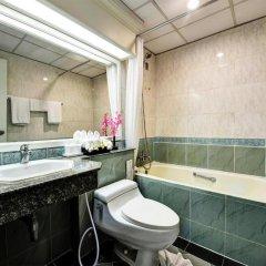 Jomtien Garden Hotel & Resort 4* Люкс с различными типами кроватей фото 6