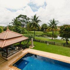 Отель Phuket Marbella Villa 4* Вилла с различными типами кроватей фото 39