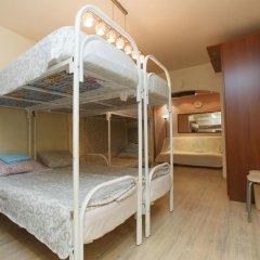 Hostel na Preobrazhenke Tut Zhivut Кровать в общем номере с двухъярусной кроватью фото 2