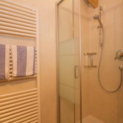 Отель Agriturismo Birkenhof Злудерно ванная