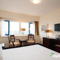 Отель XO Hotels Blue Tower 4* Стандартный номер с различными типами кроватей фото 39