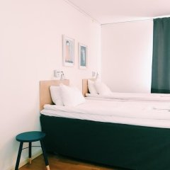 Отель Sunderby Folkhögskola Hotell & Konferens 3* Стандартный номер с 2 отдельными кроватями фото 6