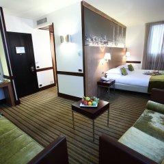 Отель Starhotels Ritz 4* Стандартный номер с различными типами кроватей фото 3