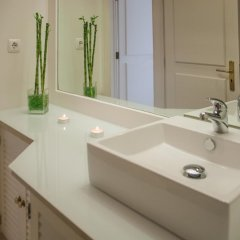 Отель T Lisbon Rooms InSuites Лиссабон ванная