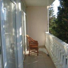 Гостиница Ева балкон