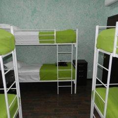 Хостел Абсолют Кровать в общем номере с двухъярусной кроватью фото 4