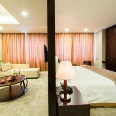 Muong Thanh Hanoi Centre Hotel 3* Представительский люкс с различными типами кроватей фото 3