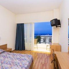 Отель Hermes Родос балкон