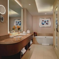 Отель ARIA Resort & Casino at CityCenter Las Vegas 5* Номер Делюкс с различными типами кроватей фото 5