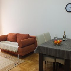 Апартаменты Monterus Bečići Apartments комната для гостей фото 5