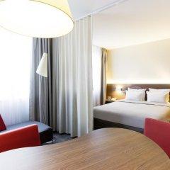 Отель Novotel Suites Geneve Aeroport 4* Улучшенный люкс с различными типами кроватей фото 4