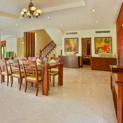Отель Secret Garden Villas-Furama Beach Danang 3* Вилла с различными типами кроватей фото 2