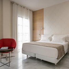 NH Collection Amistad Córdoba Hotel 4* Улучшенный номер с различными типами кроватей фото 4