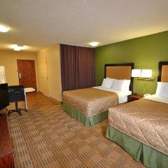 Отель Extended Stay America - Detroit - Farmington Hills 2* Студия с 2 отдельными кроватями