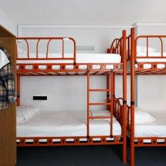 Hush Hostel Moda Кровать в женском общем номере фото 2