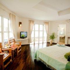 Отель Tanaosri Resort 3* Вилла с различными типами кроватей фото 2