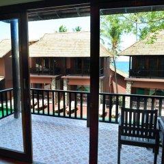 Отель Koh Tao Beach Club 3* Стандартный номер с различными типами кроватей фото 7