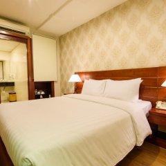 Hong Vy 1 Hotel 3* Улучшенный номер с различными типами кроватей фото 4
